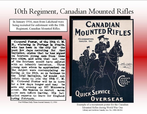 10th Regiment CMR