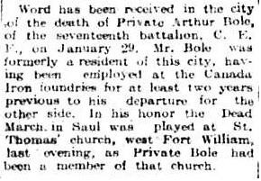 arthur-bole-fwtj-february-14-1916