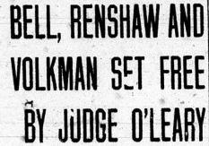 Benjamin Renshaw Story
