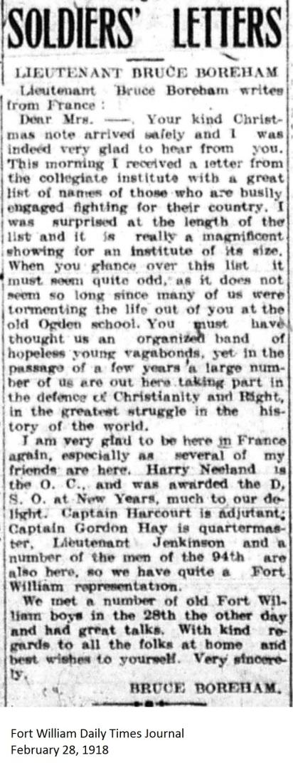 FWDTJ February 28, 1918 - Boreham