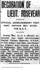 PANC December 15, 1917 - Rosevear
