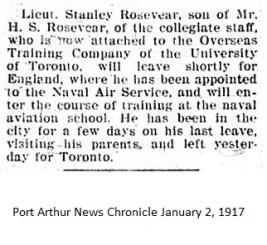 PANC January 2, 1917 - Rosevear