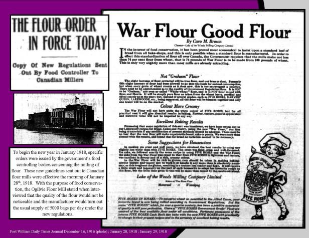 war-flour