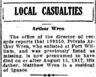FWDTJ March 16, 1918 - Wren
