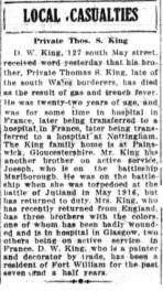 FWDTJ March 28, 1918 - King