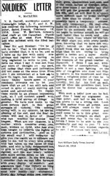 FWDTJ March 30, 1918 - McClure
