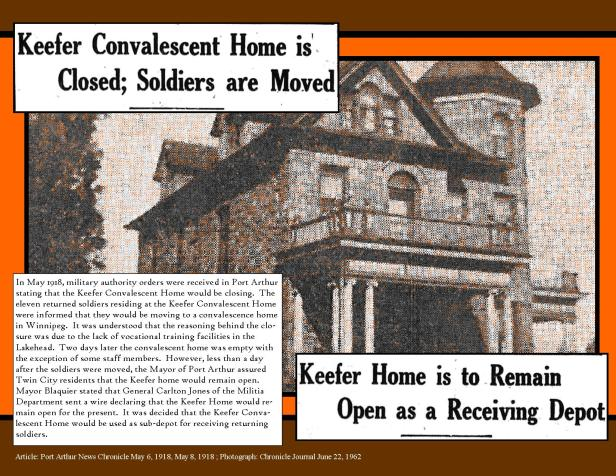 Keefer Convalescent Hospital