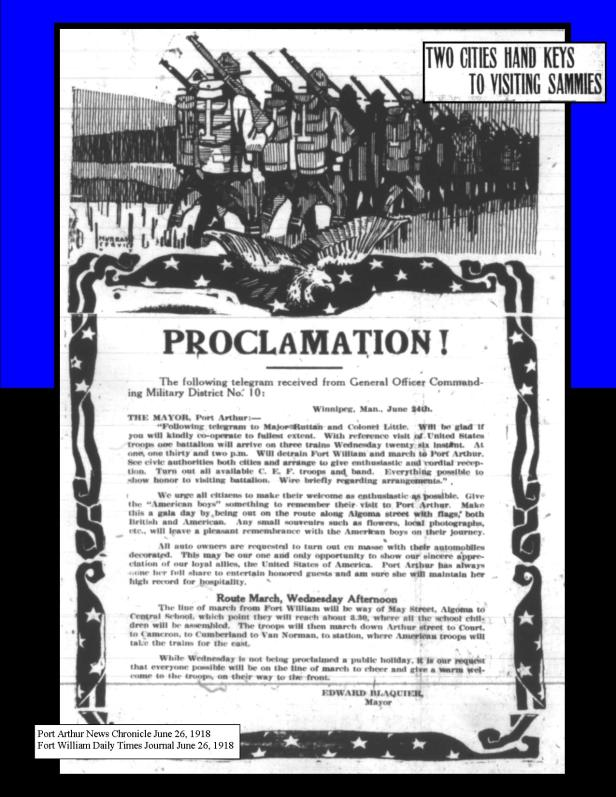 American Battalion II