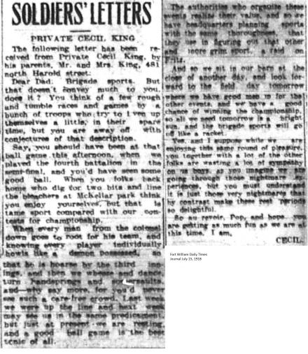 FWDTJ July 15, 1918 - King