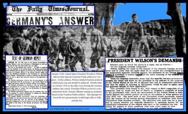 President Wilson's Terms